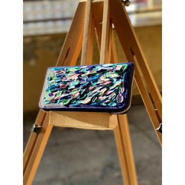 Spring in Textures - Woman Wallet